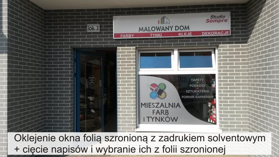 Folia Szroniona
